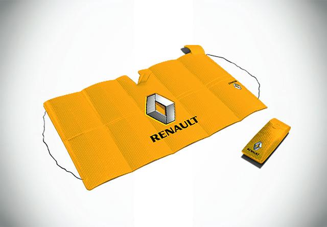 Tapa Sol Renault