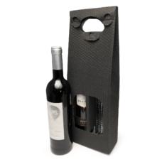 bolsa para duas garrafas vinho